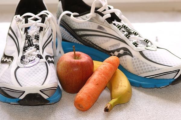 Laufschuhe_Obst_Gemüse