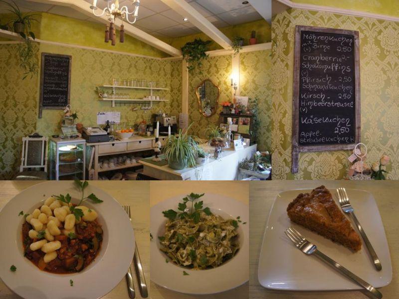 Cafe Essen Stadtwald