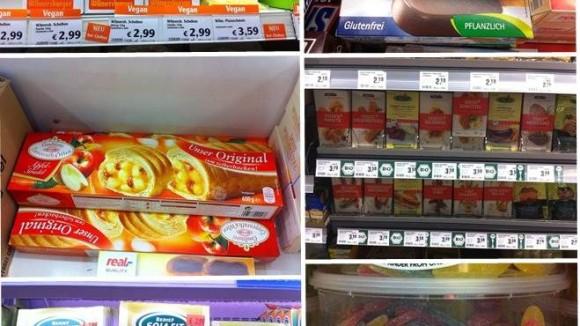 vegane produkte aus dem supermarkt deutschland is s t vegan. Black Bedroom Furniture Sets. Home Design Ideas