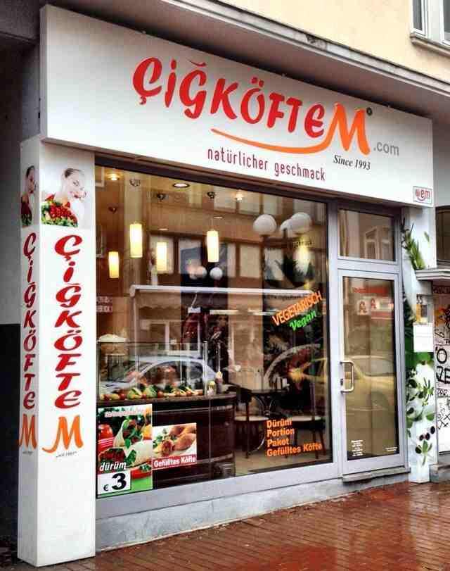 cigk ftem in dortmund veganes k fte deutschland is s t vegan. Black Bedroom Furniture Sets. Home Design Ideas