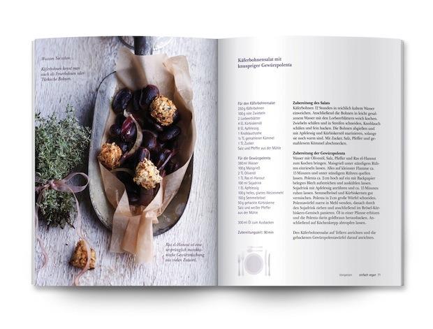Roland Rauter Einfach vegan - Genussvoll durch den Tag: 100 Rezepte - vom Frühstück bis zum Abendessen