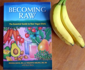 Rohkost Buch Becoming raw