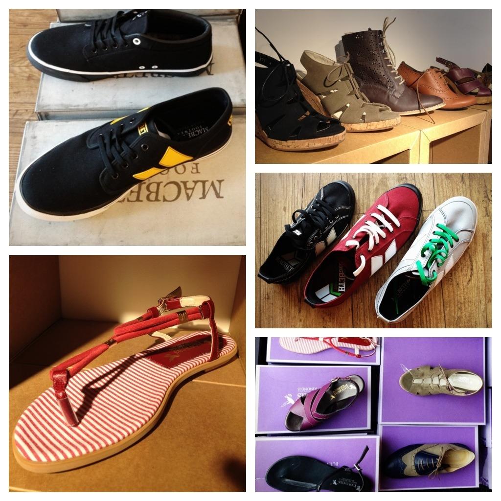 7a569d6c560ae3 Vegane Schuhe bei avesu - Sommerkollektion 2012