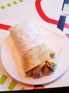 Bei Dolores gibt es leckere vegane Burritos