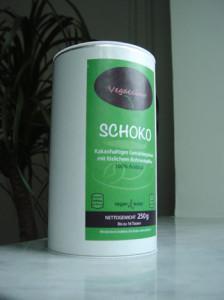 Vegaccino Schoko - Veganer Instant Cappuccino in Vanille und Natur