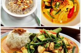 Eine Auswahl der Gerichte im Chay Viet