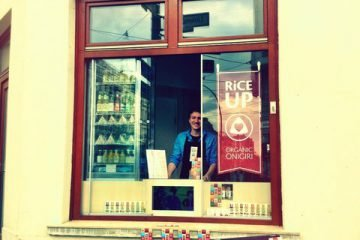Rice up Onigiri Friedrichstrasse Filiale