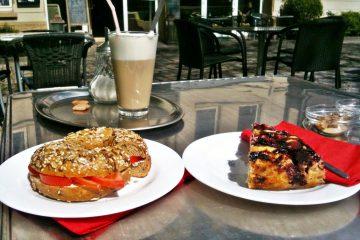 Café Capulet in Paderborn