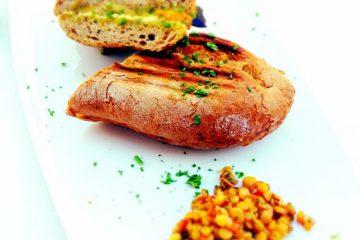 Käsesandwich im Veganpunk