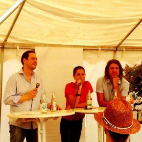 Christian Härtelt, Sonja Reifenhäuser, Rawger Arohma