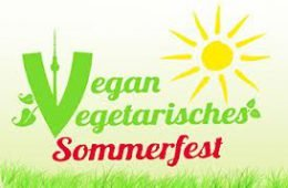 Vegan-Vegetarisches Sommerfest