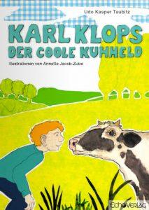Udo Kasper Taubitz Karl Klops der Kuhheld