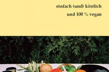 Mediterran Kochen veganes Kochbuch