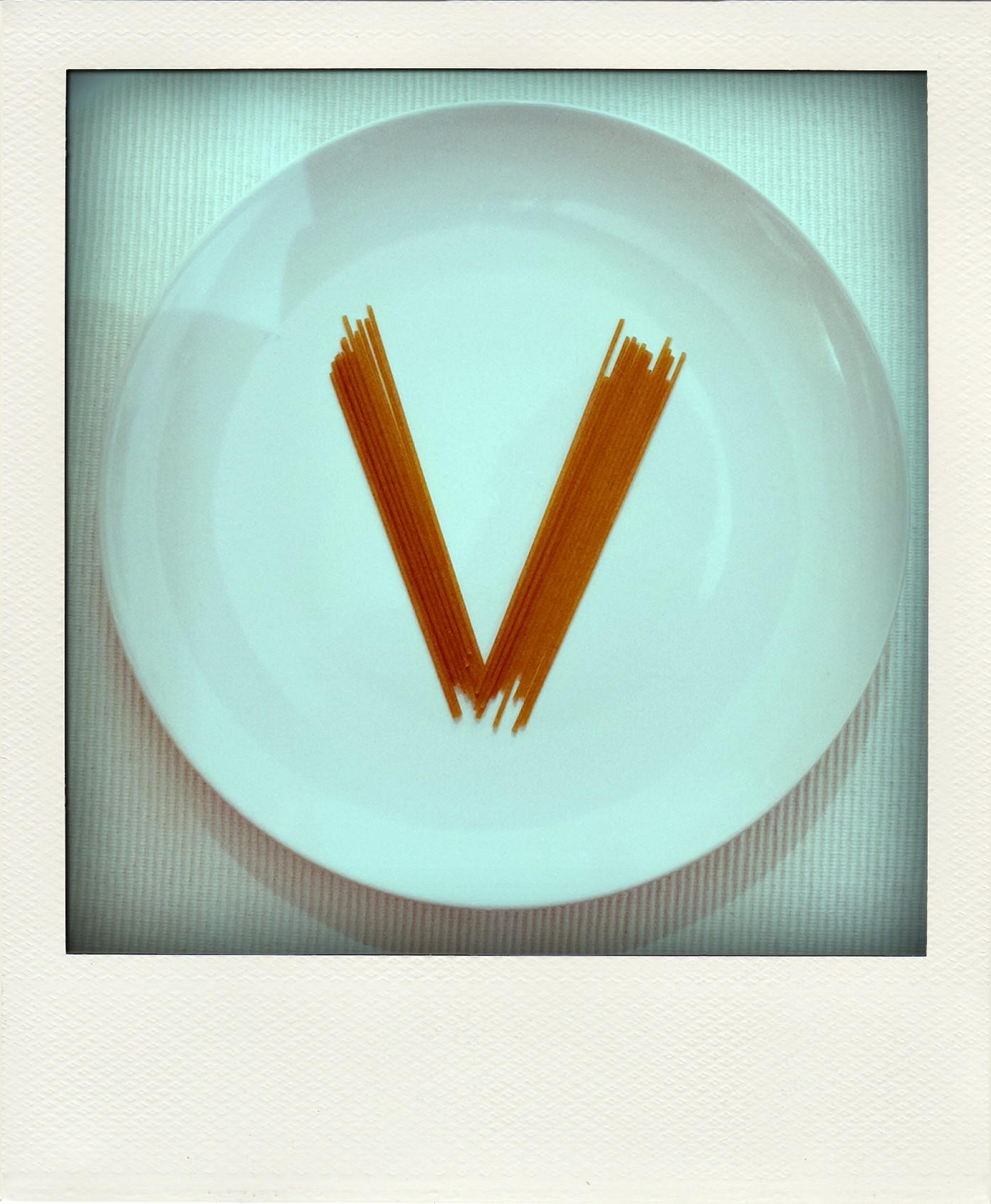 Vegan ABC - V wie Verzicht