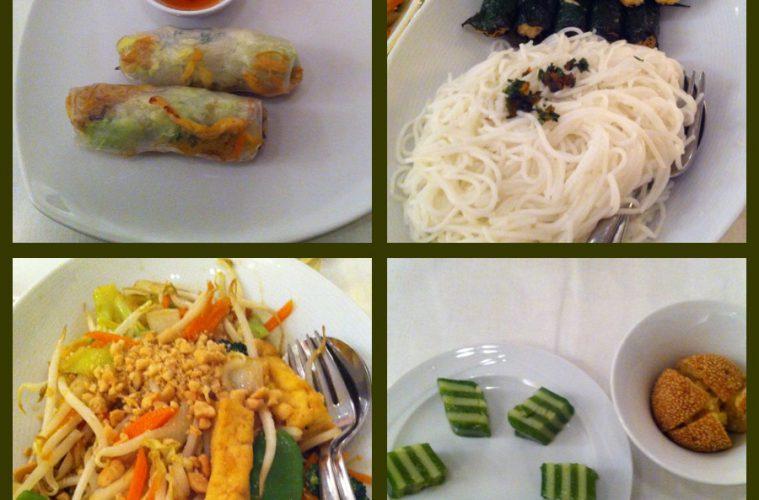 fern stliche vegane k stlichkeiten im vietnamesischen restaurant saigon in mannheim. Black Bedroom Furniture Sets. Home Design Ideas