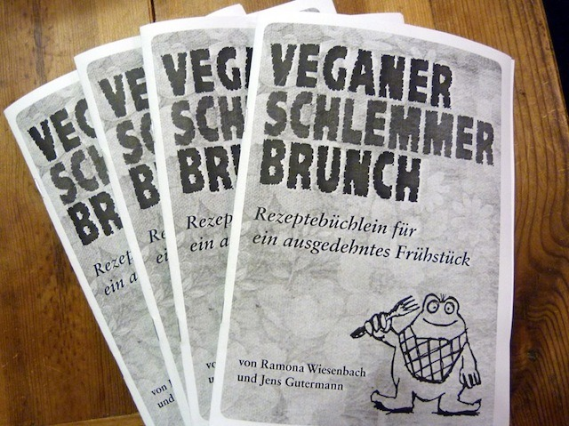 veganer schlemmer brunch