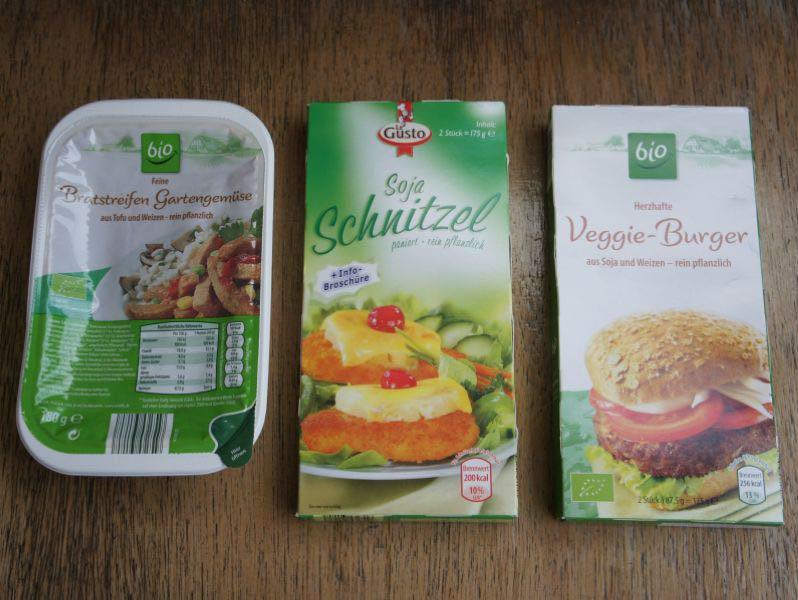 Aldi Produkte