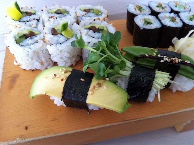 vegan essen in bielefeld kado sushi. Black Bedroom Furniture Sets. Home Design Ideas