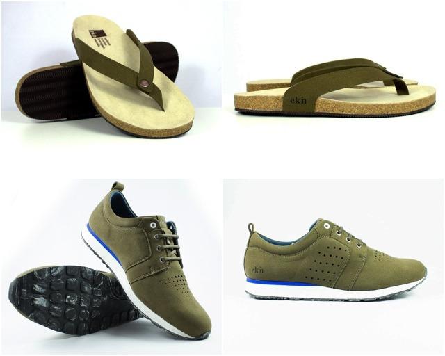 Neue vegane Schuhe von ekn footwear