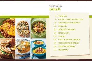Vegan Grillen mit Weber Kochbuch