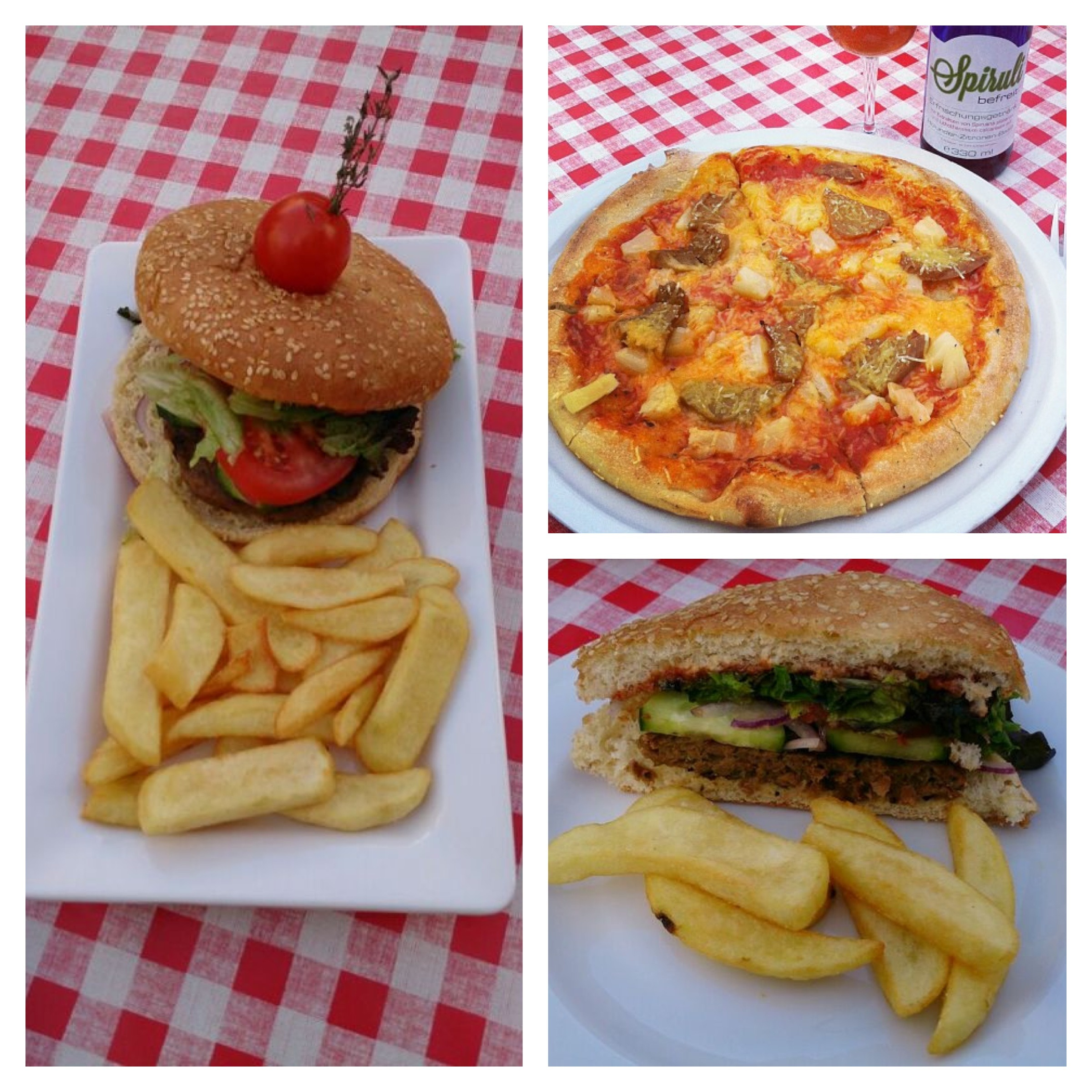 Revisited: Neues bei La Piazza Toscana in Bad Homburg: Pizza ...