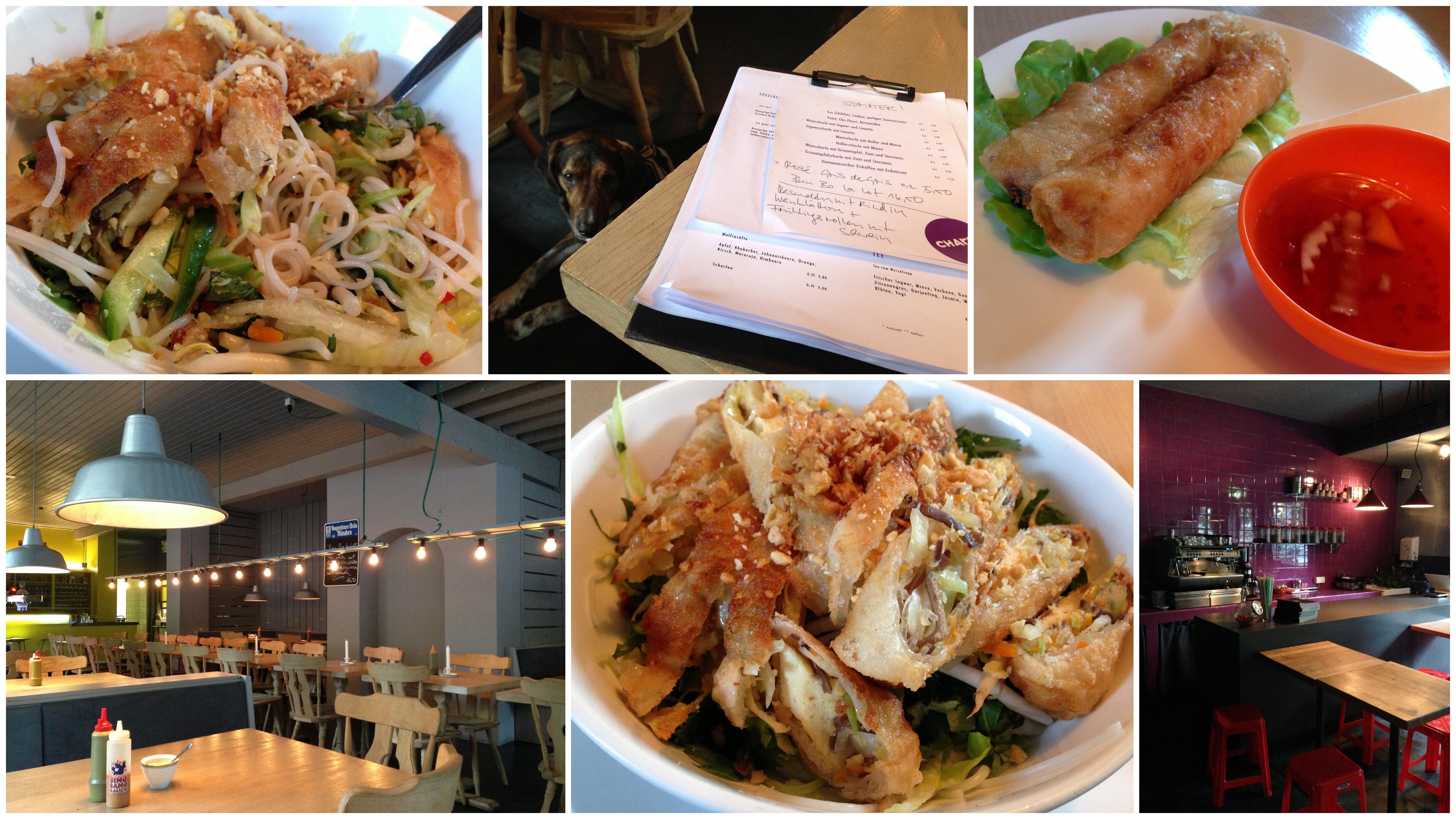 Charlie - vietnamesisches Restaurant und Bar in München ...