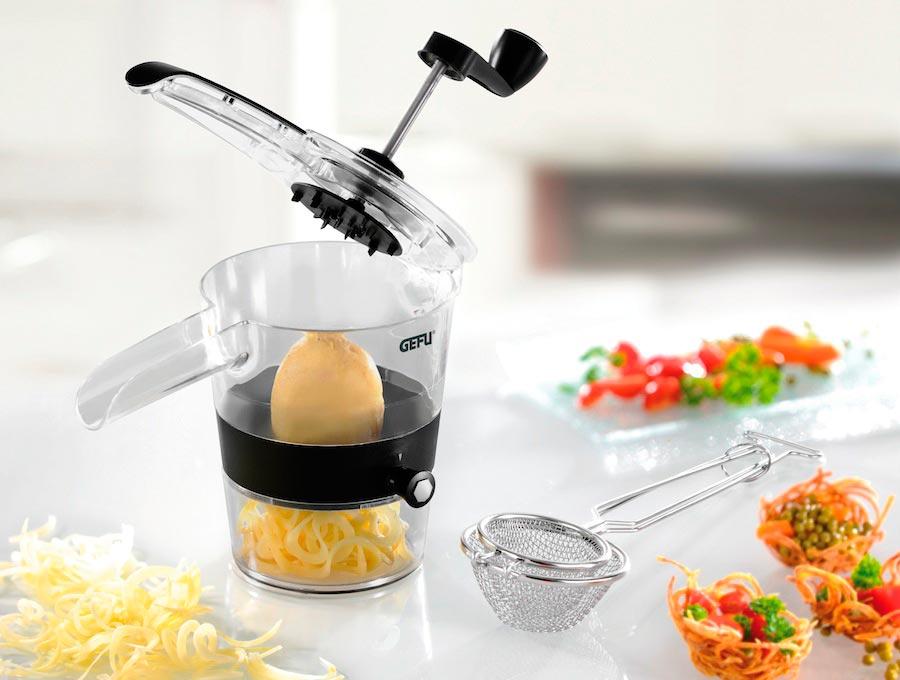 13410 Presse Spiralschneider SPIRALFIX - Kartoffel