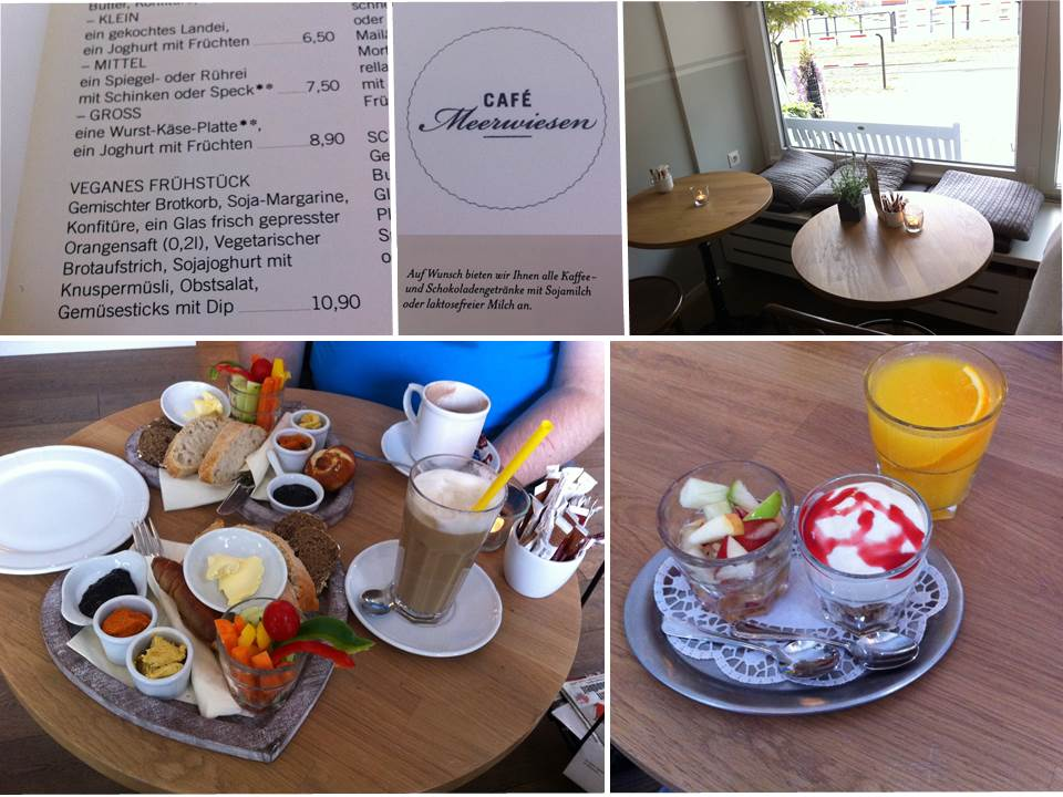Veganes fr hst ck im caf meerwiesen in mannheim for Kuchen in mannheim