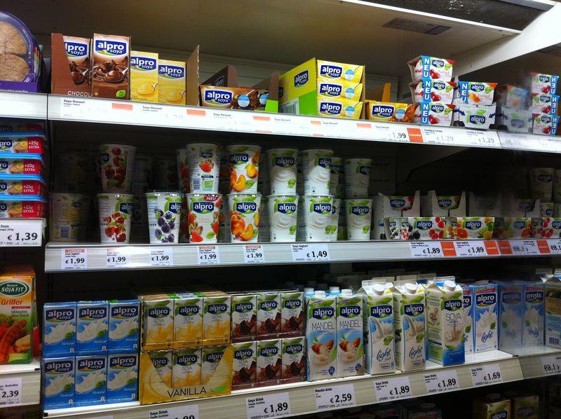 Vegane Lebensmittel aus dem Supermarkt | Deutschland is(st
