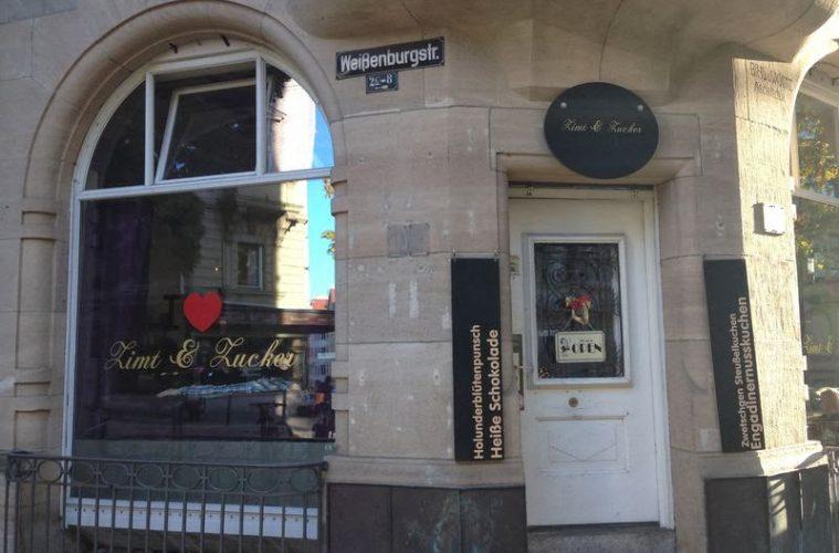 Zuckersusses Cafe In Der Stuttgarter Innenstadt Das Zimt Zucker