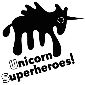 UNICORN SUPERHEROES!_byRMU!