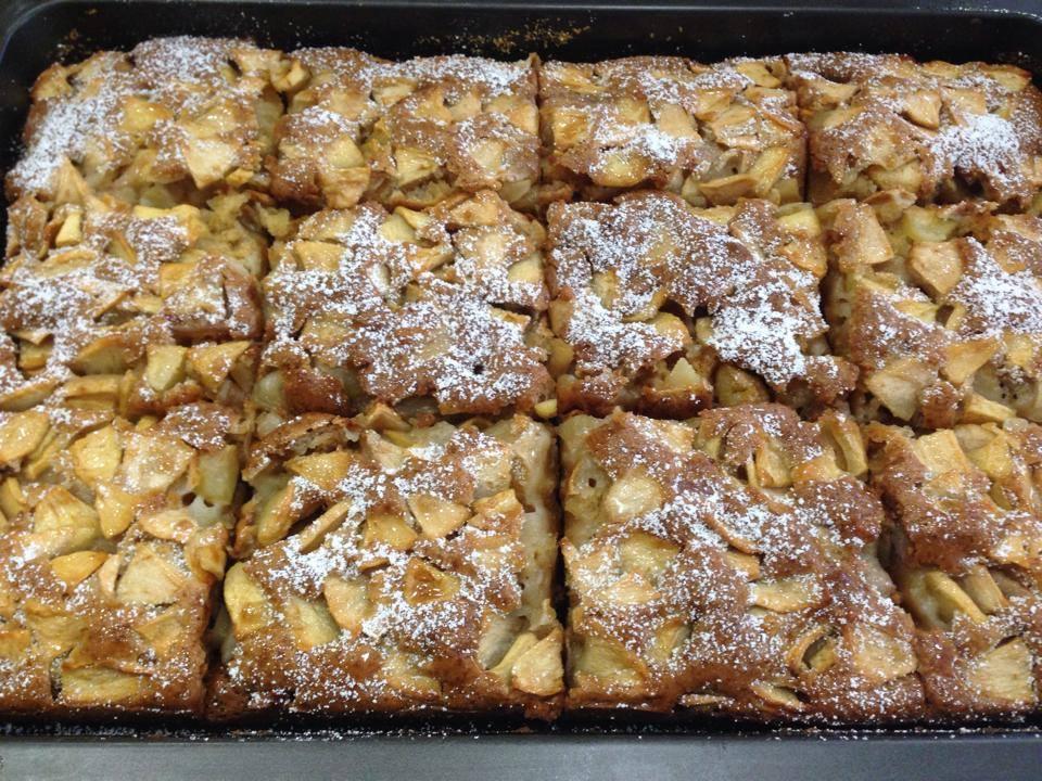 Apfel Birnen Kuchen Zuhause Image Idee