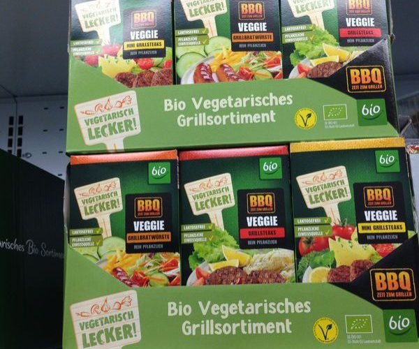 Veganes Bbq Grillsortiment Bei Aldi Sud Deutschland Is S T Vegan