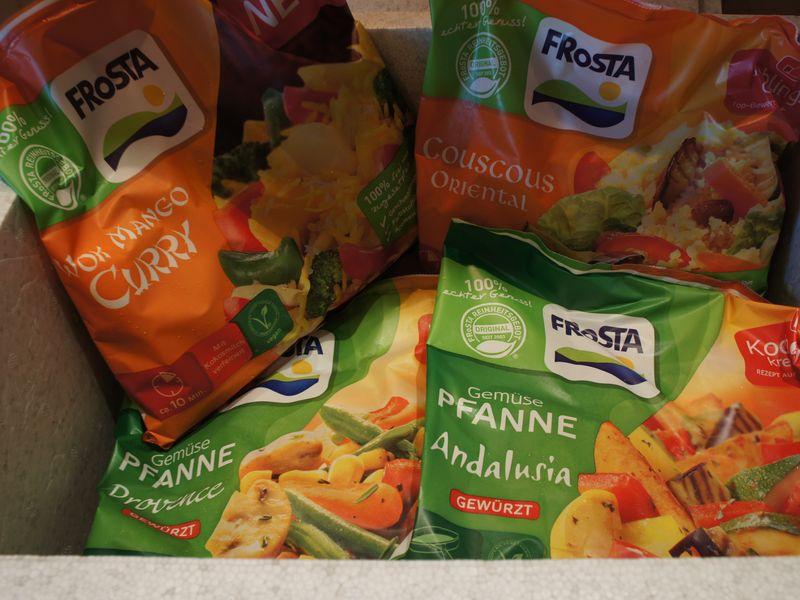 FRoSTA Paket Vegan