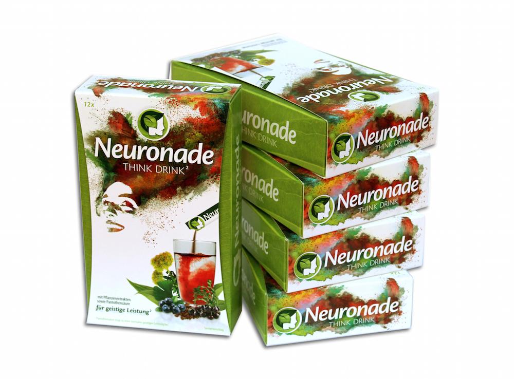 5 Packungen Neuronade