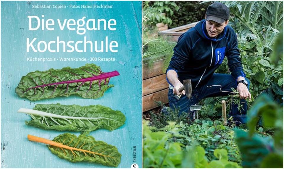 Sebastian Copien Die vegane Kochschule