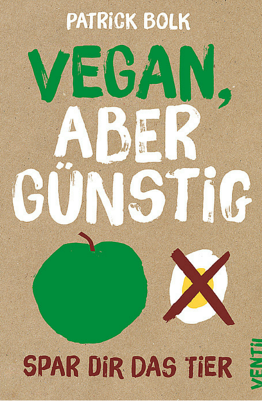 Vegan, aber günstig Buch