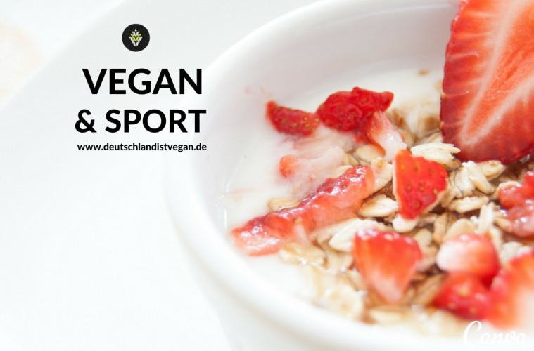 Vegan und Sport Foto ©Canva