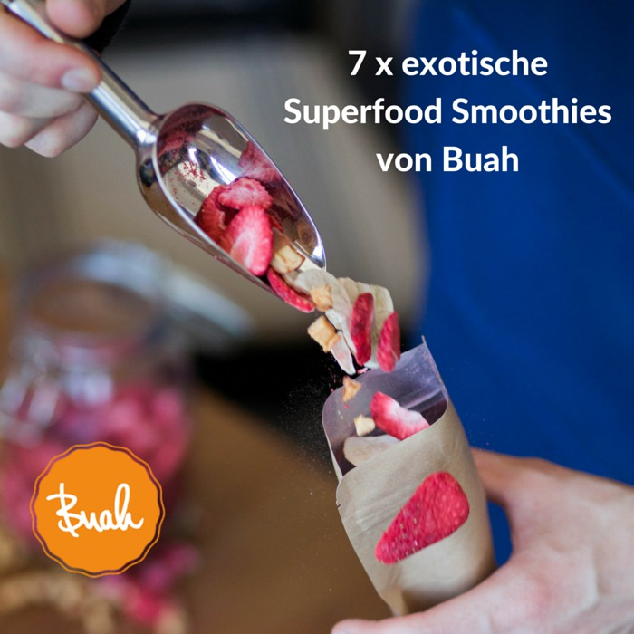 7 x exotische Superfood Smoothies (1)