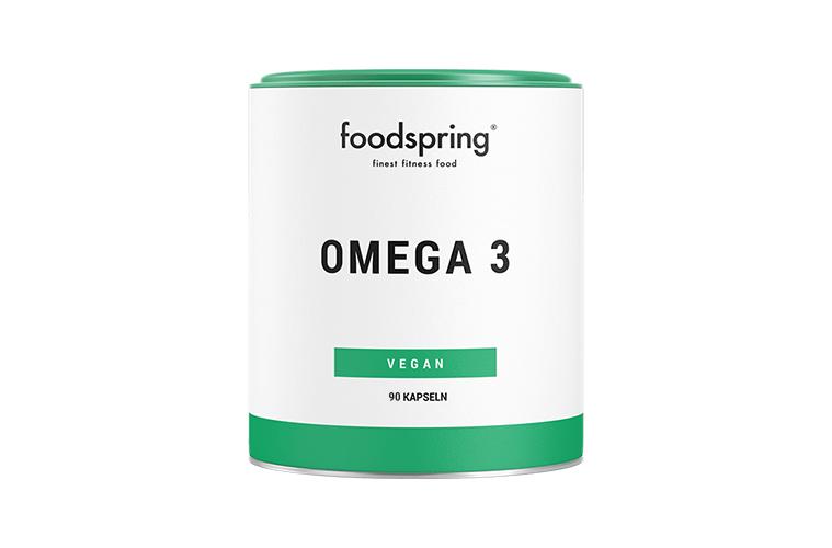Dose foodspring Omega-3