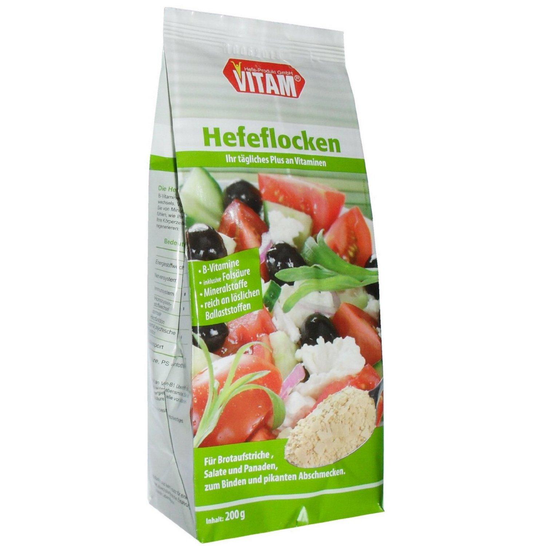Hefeflocken salzfrei - natriumarm