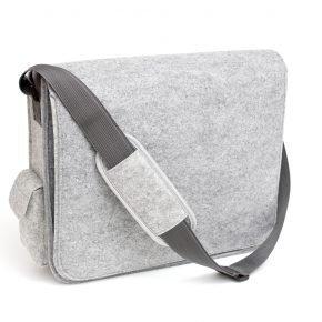 Laptoptasche außen