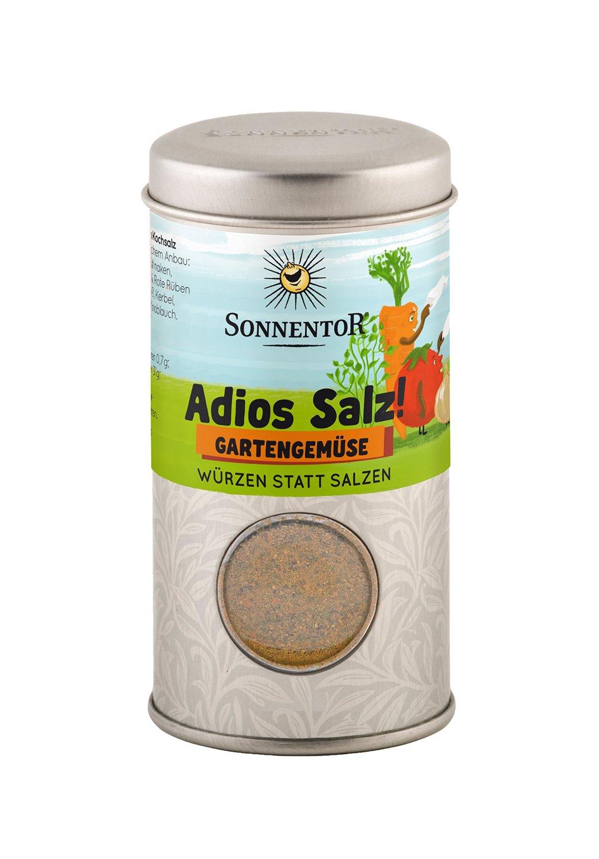 Sonnentor Adios Salz Gartengemüse Mischung bio