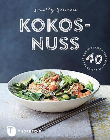 Kokosnuss Superfood Kochbuch