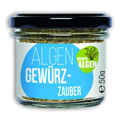 Remis Algen Gewürz-Mischung vereint den nussigen Geschmack von Samen mit den wertvollen, würzigen Algen und schmeckt nach me(e/h)r!