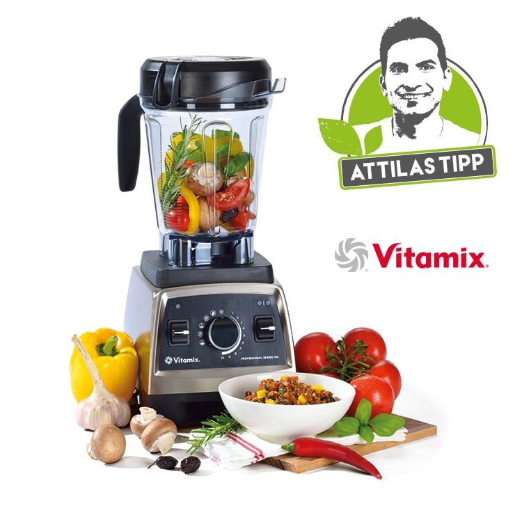 Vitamix Attila Hildmann