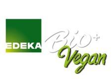 edeka bio+vegan logo