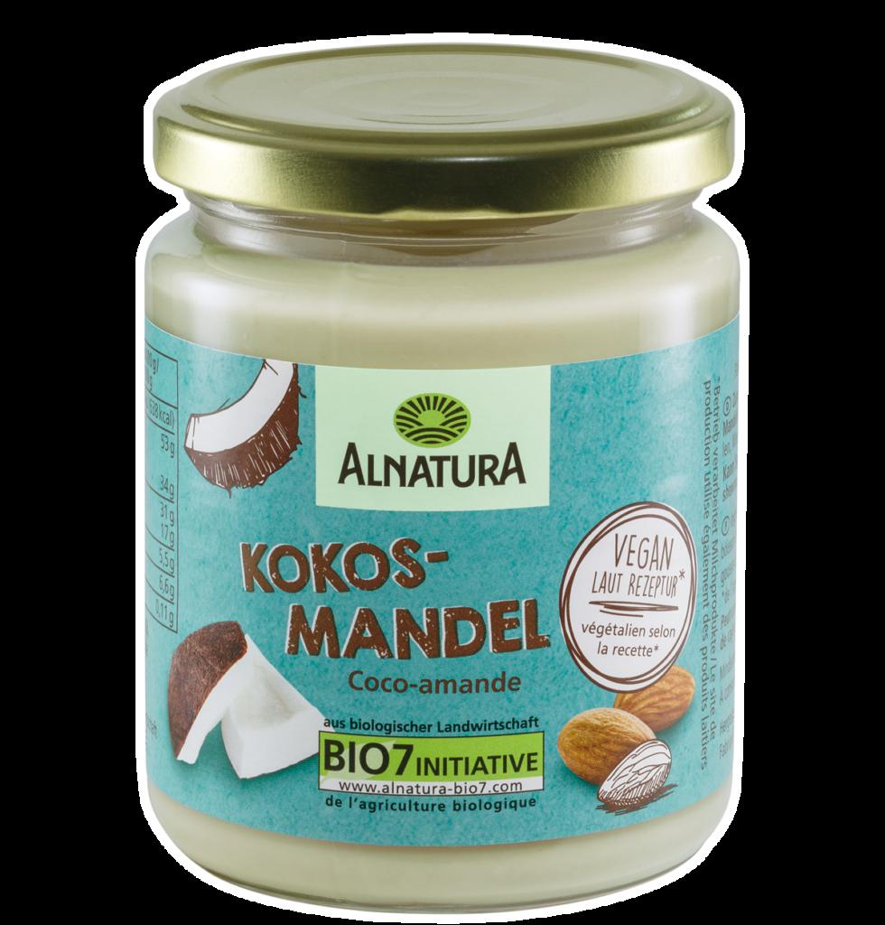 Kokos-Mandel-Creme von Alnatura