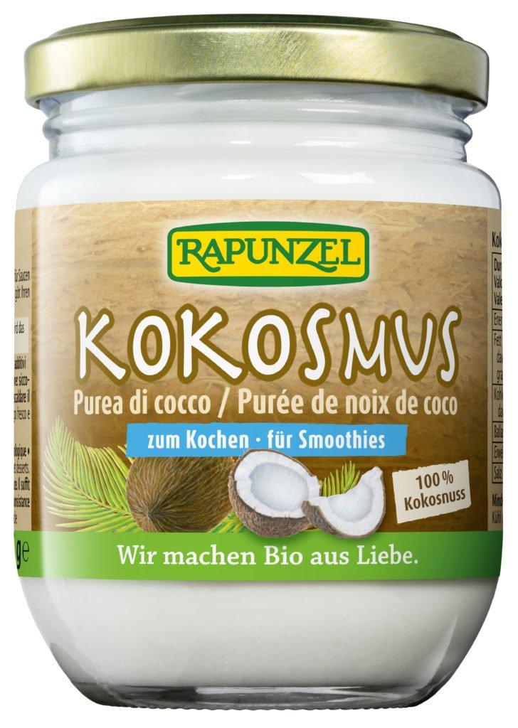 Bio-Kokosmus von Rapunzel