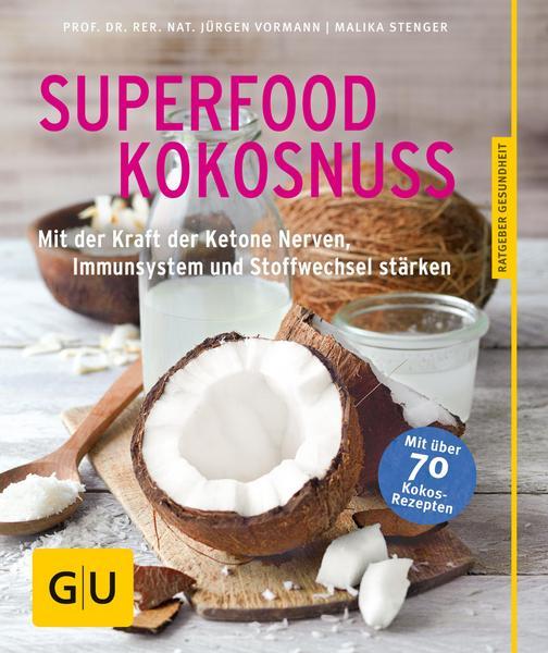 superfood kokosnuss Kochbuch von GU